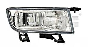 Fog Light Right Fits SAAB 9-3 9-5 Cabrio Hatchback Sedan Wagon 1997-2001