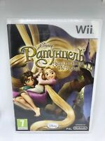 Disney Tangled The Video Game Nintendo Wii PAL BRAND NEW FARCTORY SEALED