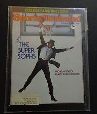 Sports Illustrated MAG November 27, 1978 Michigan State EARVIN JOHNSON Nov '78