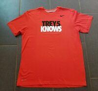 Nike L T-Shirt Dri-Fit Kevin Durant TREY5 (35) Golden State Warriors Basketball
