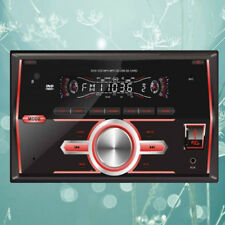 2din LCD display mp3/id3/WMA player USB Autoradio telecomando stazioni 18fm