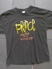 PRINCE RARE ORIGINAL VINTAGE MUSICOLOGY 2004 TOUR T SHIRT XL @