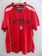FIFA OFFICIAL ENGLAND WORLD CUP 2006  Football Shirt Maglia Retro RARE XL SOCCER