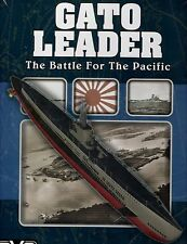 Dan Verssen Games DVG Gato Leader Battle for the Pacific 2nd Ed. New