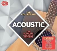 ACOUSTIC THE COLLECTION (2017) 54-track 3-CD digipak NEW/SEALED Coldplay