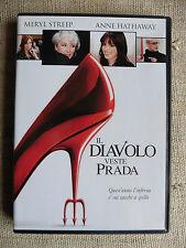 Il diavolo veste Prada - Meryl Streep e Anne Hathaway - DVD
