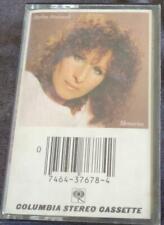 Vintage Barbara Streisand Cassette Tape - Memories - GDC - NICE CASSETTE TAPE