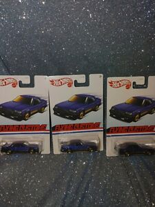 Lot of 3 Hot Wheels Flying CusToms, Nissan skyline lot of 3