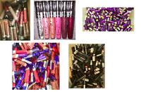 Lot of 10 Wholesale Rimml Lip Products Lip Gloss Lip Stick Lipstick Lipgloss