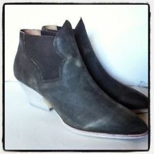 Mollini Leather Ankle Boots for Women