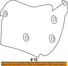 FORD OEM 17-18 F-250 Super Duty Fender-Filler Right HC3Z16E206A