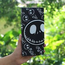 Halloween The Nightmare Before Christmas jack PU Wallet Clutch Bifold Purse Hot