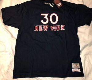 Authentic Mitchell & Ness Bernard King New York Knicks NBA Shirt Jersey S, M