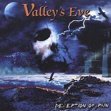 Valley's Eve - Deception of Pain  (CD, Jun-2004, Limb Music) METAL ROCK
