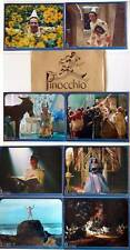 PINOCCHIO - Roberto Benigni - Set of 8 BIG FRENCH LC