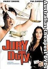 Jury Duty DVD NEW, FREE POSTAGE WITHIN AUSTRALIA REGION 1 & 4