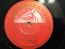 """JOHN CHARLES THOMAS """"Andrea Chenier"""" (Giordano)/""""Otello"""" (Verdi) 78rpm 12"""" NM"""