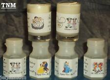**30 PERSONALIZED DISNEY WEDDING/ANNIVERSARY/ENGAGEMENT BUBBLES/FAVORS LABELS**