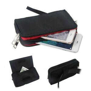 Accessories For Xiaomi Redmi Note 4: Sock Bag Case Sleeve Belt Clip Holster A...