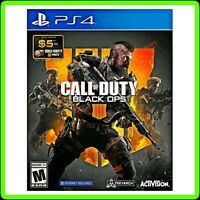 🎮 Call of Duty Black Ops 4 Sony PlayStation 4 PS4 🆕 BRAND NEW SEALED 🆕 MINT ✅
