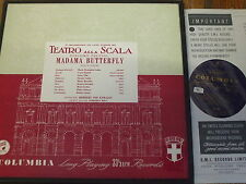 33CX 1296-8 Puccini Madama Butterfly / Callas etc. B/G 3 LP box