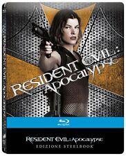 RESIDENT EVIL APOCALYPSE - Blu-Ray Steelbook -