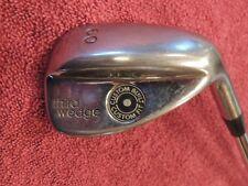 Custom Built Custom Fit Third Wedge. 60 Degree. (RH). Steel shaft. New grip.