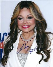 La Toya Jackson signed 8x10 photo - In Person Proof - Michael Jackson