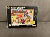 Boite Vide Seul Mario Party Nintendo 64 N64 LIRE DESCRIPTION