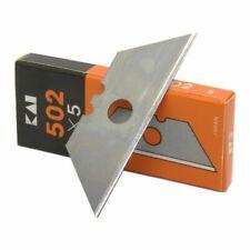 KAI 502 Trapezoid Blades Utility Cutter Stanley Knife Made n Japan 1|2|3|5|10|20