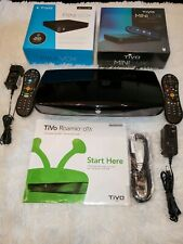 TiVo Vox Voice Remote Control Netflix On Demand Service Electric used