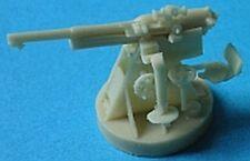 MGM 080-257 1/72 Resin WWII German 7.5cm S.K. 98 AA Gun