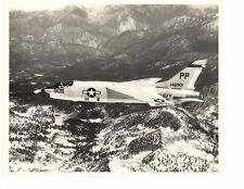 Vought Crusader F8  VFP-63 Coral Sea CV-43 Navy F/Aircraft Photo 8x10