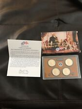 2007 united states mint Presidential Gold $1.00 Dollar Coin Proof Set