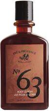 PRE de PROVENCE, NO. 63 MEN'S  BODY LOTION 240ML, Made in France