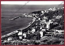 IMPERIA BORDIGHERA 156 CAPO AMPELIO - FERROVIA Cartolina FOTOGRAFICA