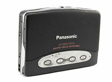Panasonic Rq-S75 Portable Stereo Cassette Player S-Xbs Not Tested