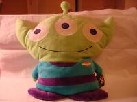 "Disney Pixar Toy Story 13"" Travel Alien Plush Pillow"