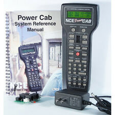 NEW NCE Powercab Complete DCC System Starter Set NCE524025