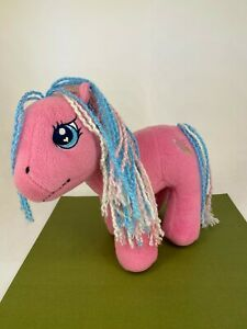 Habro - My Little Pony - 2005 - COTTON CANDY - Plush Soft Toy