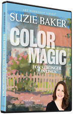SUZIE BAKER: COLOR MAGIC FOR STRONGER PAINTINGS - Art Instruction DVD