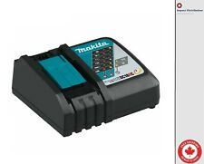 New Makita DC18RC LXT Li-Ion Rapid Optimum Battery Charger