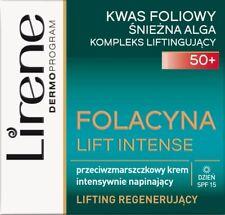 Lirene Folacin Lift Intense 50+ anti-wrinkle intensively tightening day cream Us