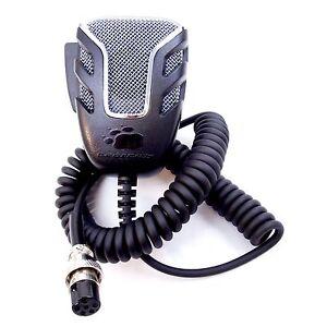 6-PIN UNIDEN BMKG0689001 CB RADIO NOISE CANCELING MICROPHONE FOR BEARCAT 880 980
