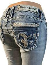 Rock Revival 27 X 34 Nancy Easy Straight Jeans