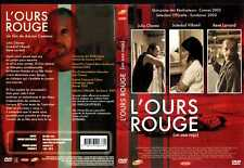DVD L'ours rouge | Julio Chavez | Drame | Lemaus