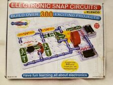Electronic Snap Circuits Elenco 300+ Projects FULL