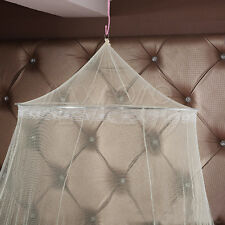 Bedroom Elegant Round Lace Insect Bed Canopy Netting Curtain Dome Mosquito Net
