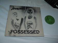 VENOM Possessed '85 LP ORIGINAL US GREEN !!! label  press
