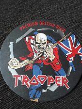 Iron Maiden Trooper Beer mat Coaster